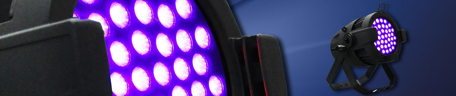 UV Scheinwerfer
