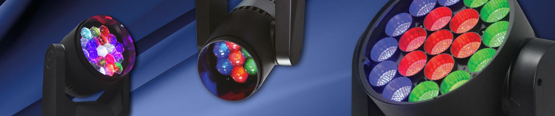 LED Wash /Beam Movinglight