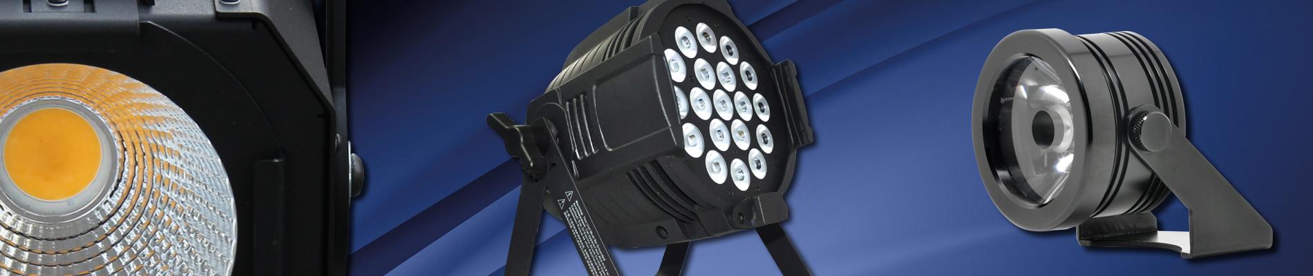 LED PARs/Spots