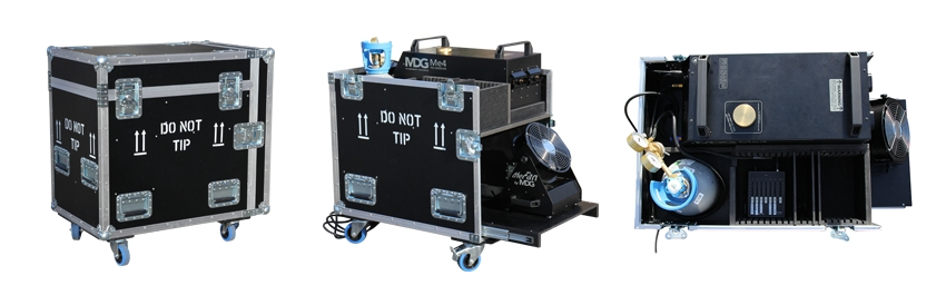 MDG Touring Cases