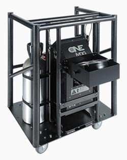 MDG theONE Nebelmaschine