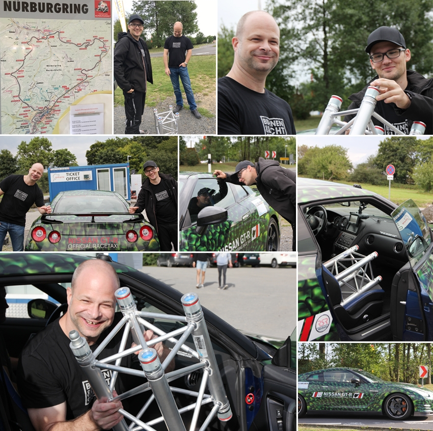 VertoTRUSS Challenge Nürburgring Nordschleife