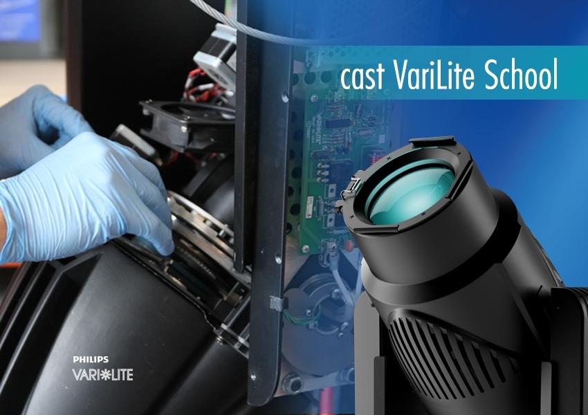cast VariLite School
