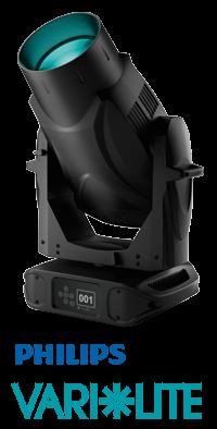 Philips Vari-Lite VL2600 Profile bei audio concept