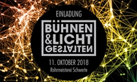 Bühnen&LichtGestalten 2018