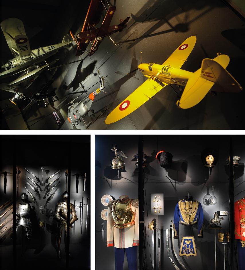 BBS Museum Force V und K7