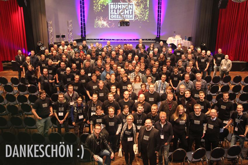 Bühnen&LichtGestalten Veranstaltung 2016
