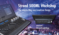 strand 500ML workshop