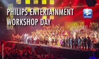 Philips Entertaiment Workshop Day