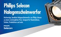 Philip Selecon Halogenscheinwerfer