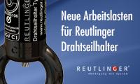 Arbeitslasten Reutlinger Drahtseilhalter